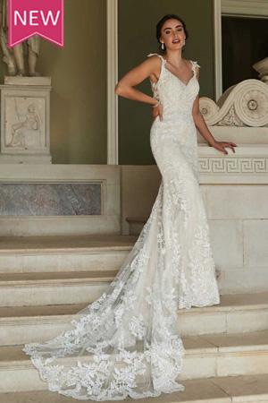 taffeta and lace wedding dresses gloucester2021_romantica_tiffany