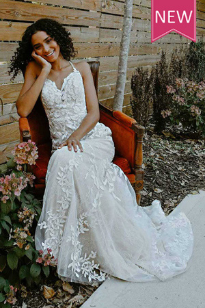 Taffeta-and-lace-wedding-dresses Gloucester 7312