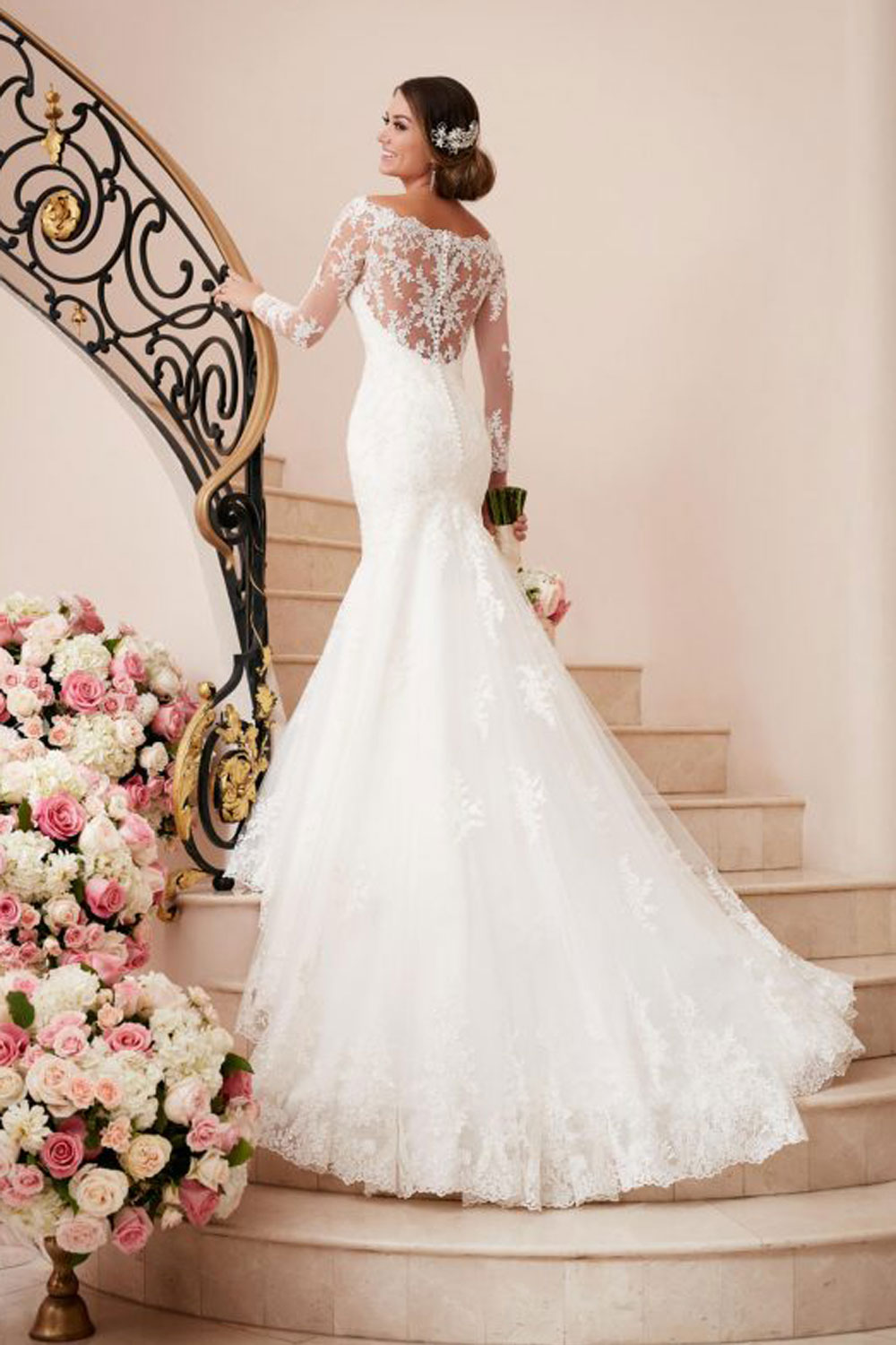 Wedding Dresses with Sleeves  Long Sleeved Bridal Gowns