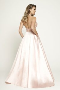 Taffeta and Lace Prom Dresses Gloucester Romantica 2020_prom_a153-002