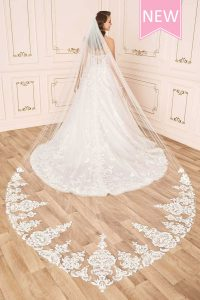 Taffeta and Lace Wedding Dresses Gloucester Alessandra