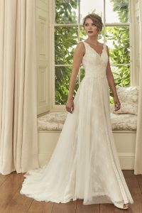 Taffeta and Lace wedding dresses Gloucester 2019_opulence_berta-001