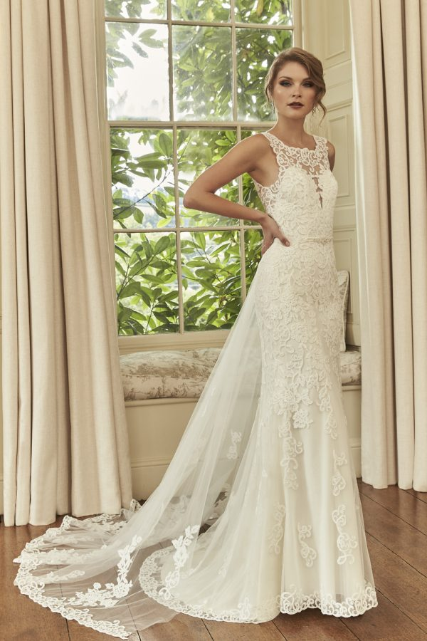 Taffeta and Lace wedding dresses Gloucester 2019_opulence_shannon-001