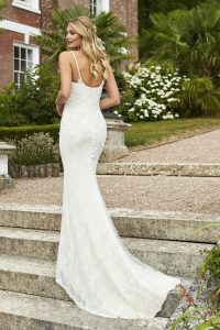 Taffeta and Lace wedding dresses Gloucester 2019_romantica_pandora-002