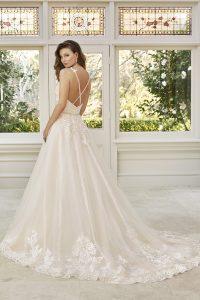 Taffeta and Lace wedding dresses Gloucester Sophia Tolli Y11948_Lookbook_D02_1035