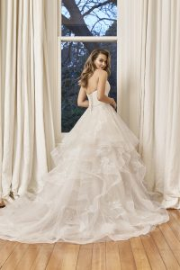 Taffeta and Lace wedding dresses Gloucester Sophia Tolli Y11958_Lookbook_D01_1042