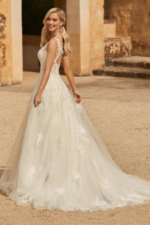 Taffeta and Lace Wedding Dresses Gloucester Chiara