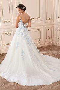taffeta and lace wedding dresses sophia tolli y22041