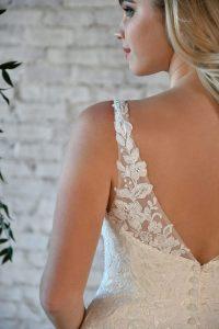taffeta and lace gloucester wedding dresses 7335-StellaYo